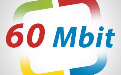 Až 60 Mb v Sojovicích